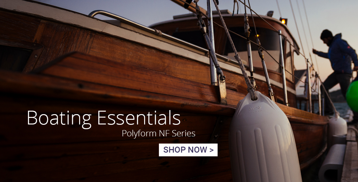 Boat Fenders and Buoys | Polyform U S