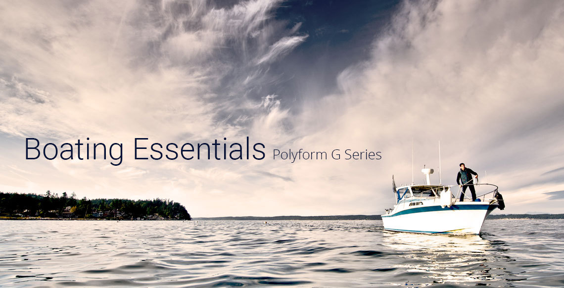 Boating Essentials - Polyform G Series