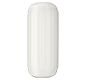 HTM Series Hole Through Middle Boat Fender - white