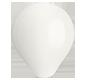 CC Series Mooring Buoy - white