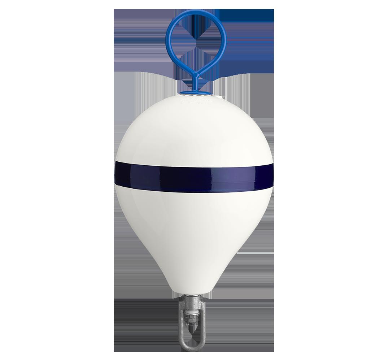 CM Series Mooring Buoy - white