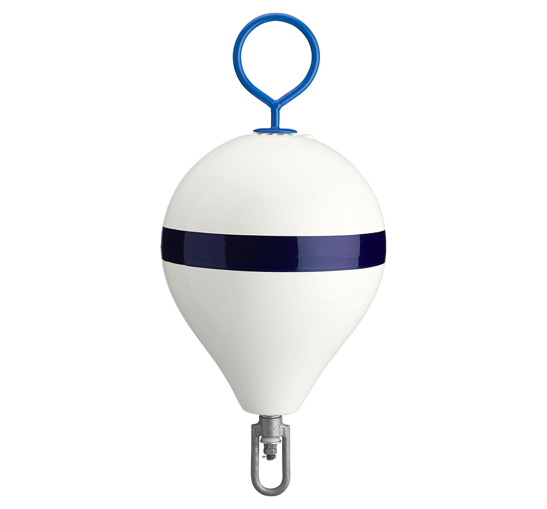 CM Series Mooring Buoy - white