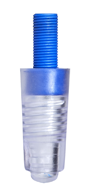 Polyform inflation adapter and valve