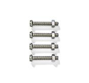 Polyform Long Screws for Fender Holder TFR402 (Pkg 4 W/Nuts)